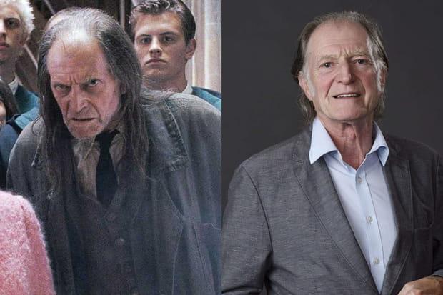 David Bradley semble plus jeune!