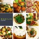 Restaurant : Basilic Café  - Plat du jour -   © BASILIC CAFE