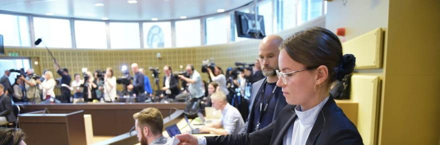 Attentat au camion-bélier de Stockholm: un Ouzbek condamné à la perpétuité