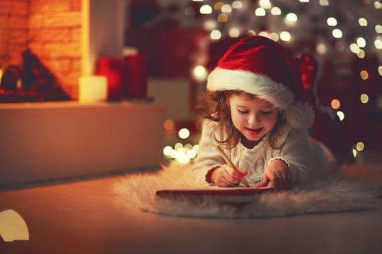 Lettre au Père Noël2021: adresse, modèle, timbre...