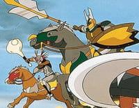 Le roi Arthur et les chevaliers de la justice  : Le déserteur