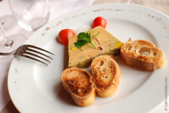 La Chalosse  - foie gras -   © fourchette