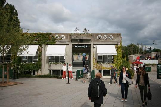 Acheter des places pour Roland Garros