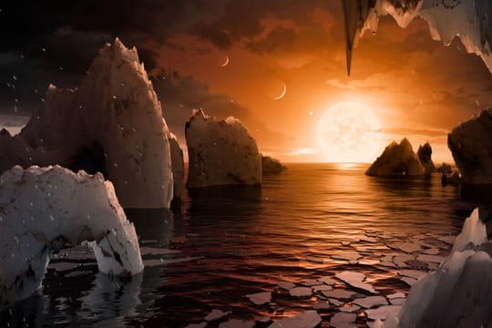 Découverte d'exoplanètes: photos et exploration 3D des sept planètes dévoilées