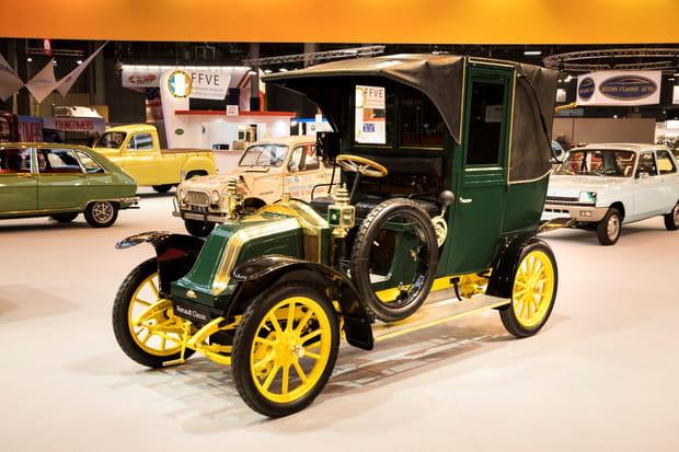 Le Renault Type AG1de 1910