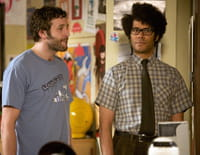 The It Crowd : Le discours