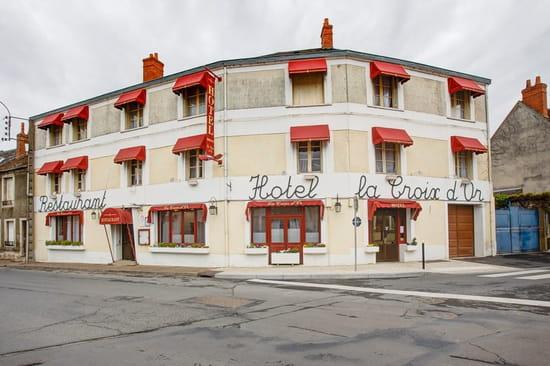 Hôtel Restaurant la Croix d'or