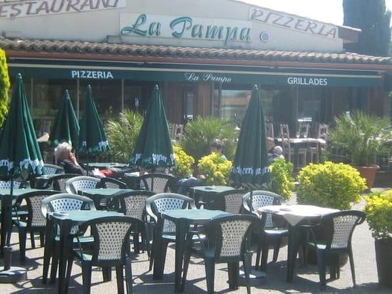 La Pampa  - Extérieur - Terrasse -