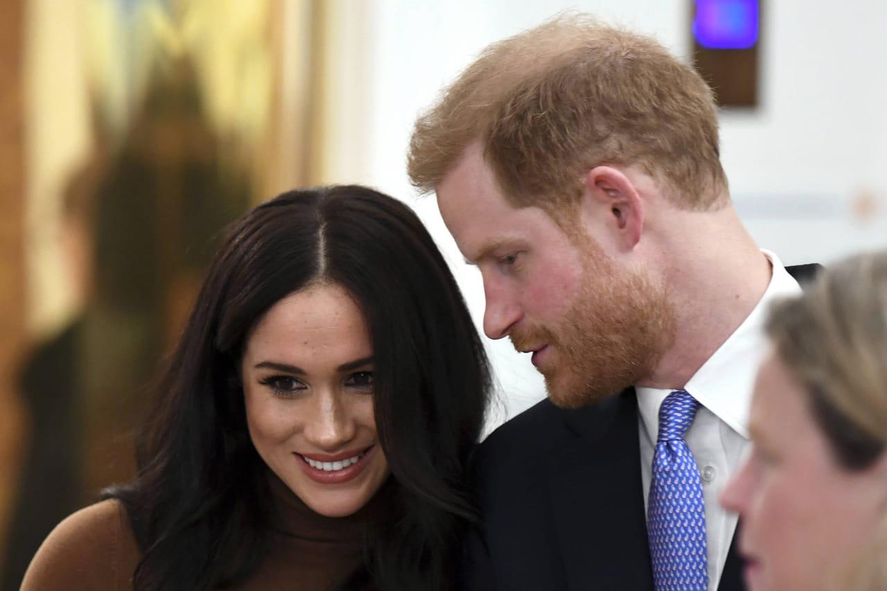 Meghan et Prince Harry: Elizabeth II a-t-elle accepté une transition?