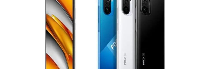 Bon plan Xiaomi: le POCO F3à son plus bas prix!
