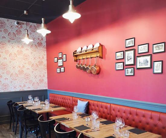 Restaurant : L'Autrefois  - Salle principale -   © L'Autrefois