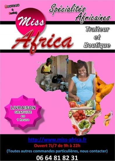 Miss Africa  - Miss Africa -   © uriot