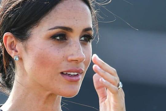 Meghan Markle enceinte: un premier bébé à 37ans, bonne nouvelle pour la reine