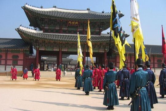 Palais Royal de Kyongbok