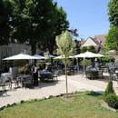Hostellerie de la Porte Bellon  - Terrasse d'été -