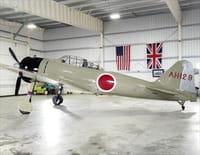 Les combattants du ciel : L'A6M zero