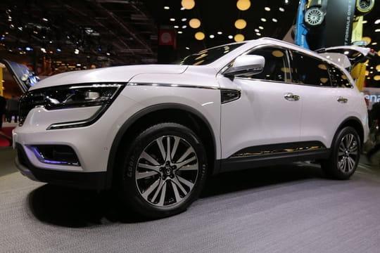 Nouveau Renault Koleos: il est arrivé, quels prix? [photos, infos]