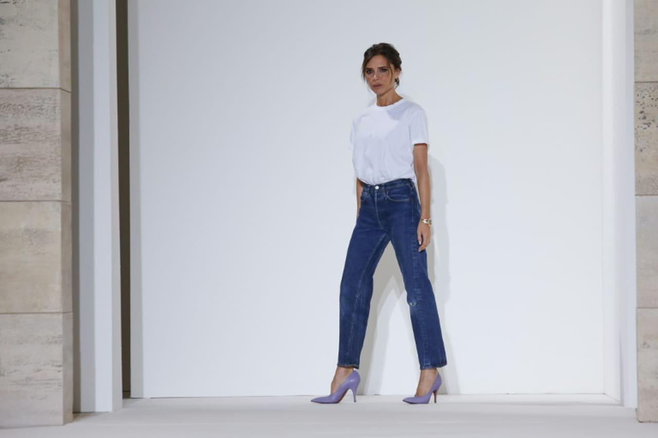 Victoria Beckham et Burberry stars de la Fashion Week de Londres