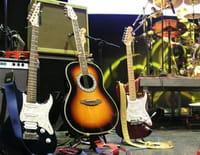 Comment c'est fait : Evier, cuir, Pedal Steel Guitar