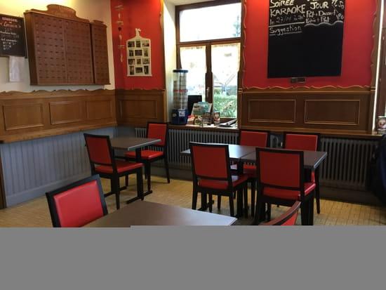 Cafe Resto Lorrain  - Grand salle -   © Copyright