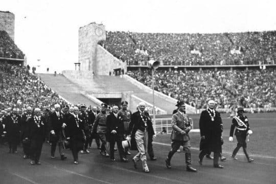 Les JO de 1936