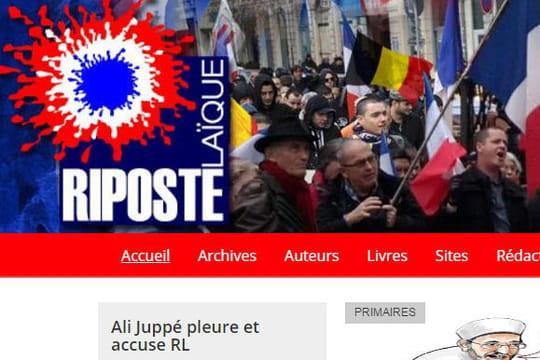 Riposte Laïque: qui secache derrière lejournal de désinformation d'extrême droite?