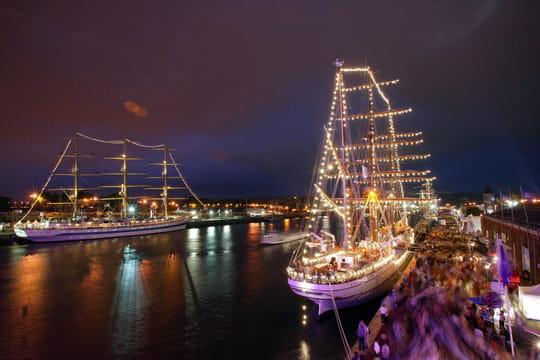 Armada de Rouen 2019: programme détaillé et dates de la 7e édition