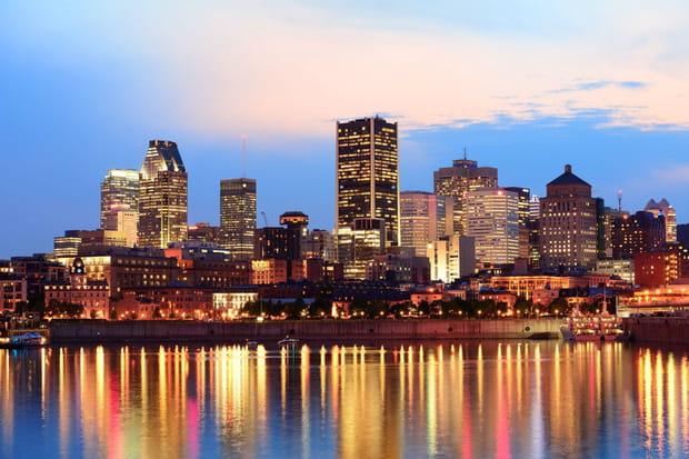 Montréal, porte du Nouveau Monde