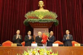 Vietnam: Trong élu pour un 3e mandat à la tête du Parti communiste