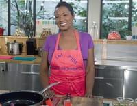 Les p'tits plats de Babette : Episode 26 : Mousse de betterave au radis rose et effiloché de homard