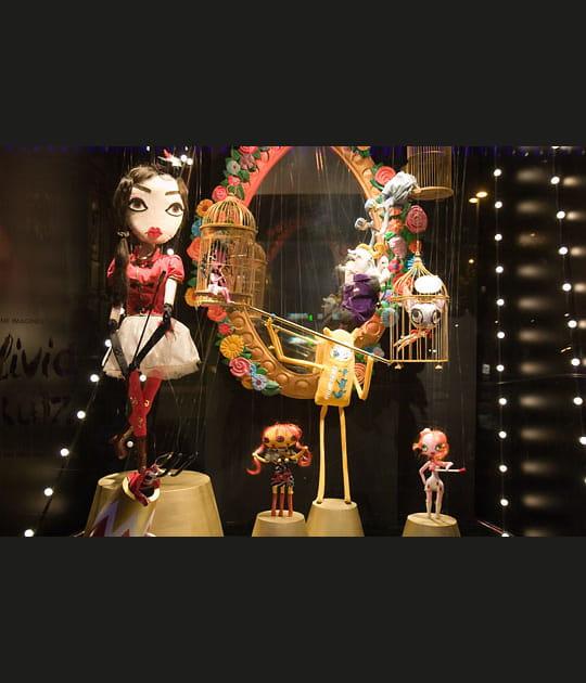 """""""Noël Circus"""" au Bazar de l'Hôtel de Ville"""