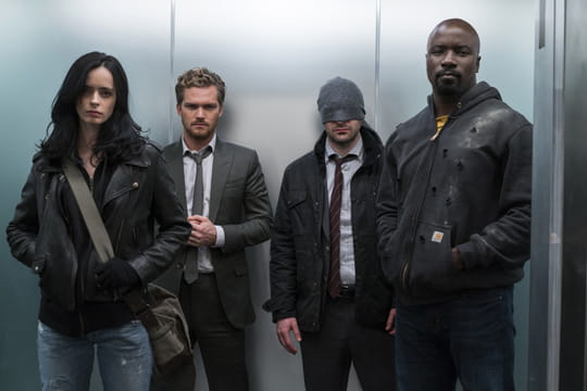 The Defenders saison 1 : streaming, trailer, date de sortie...