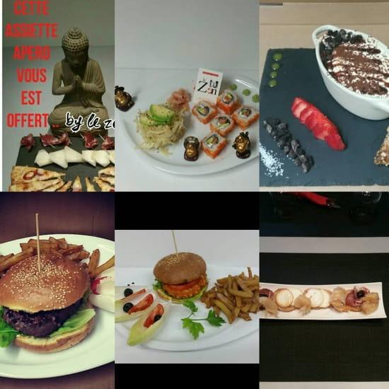 Restaurant : Le Zen  - Choix multiple service à domicile  -