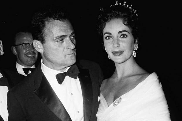 Elizabeth Taylor radieuse à Cannes en 1957