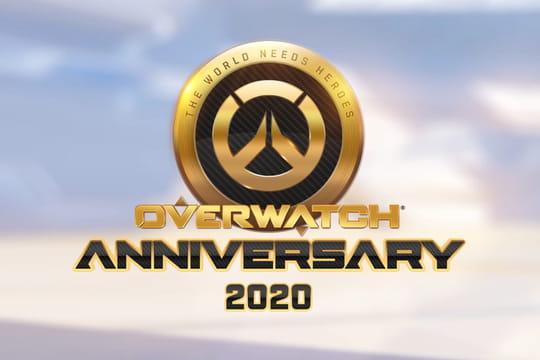 Overwatch: découvrez en détail l'événement du 4e anniversaire