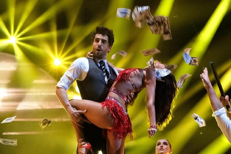 Agustin Galiana remporte la finale de Danse avec les stars