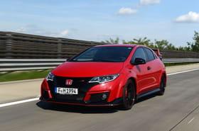 Essai Honda Civic Type R : la nouvelle référence