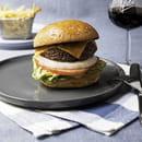 Flottes  - Le Burger de chez Flottes -   © Flottes