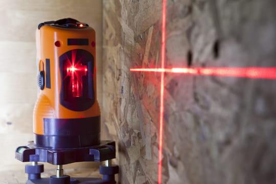 Bien utiliser un niveau laser