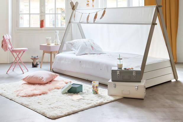 Adoucir la chambre des petits