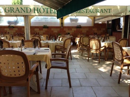 Restaurant : Le Grand Hôtel