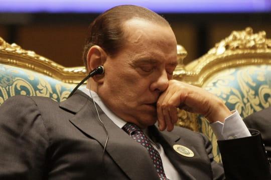 Endormi sur la Libye