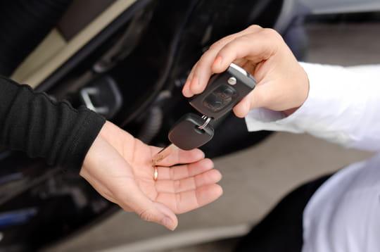 Examiner une voiture d'occasion avant achat