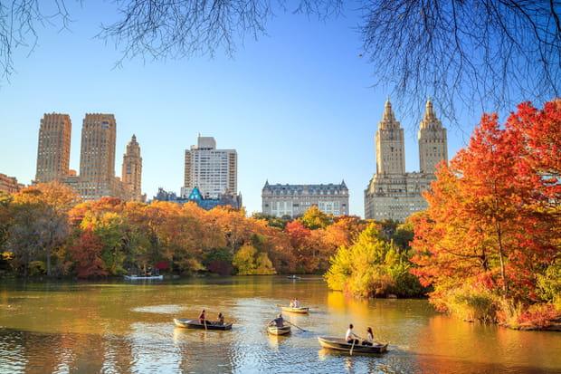 Central Park: le poumon vert de New York