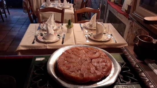 Restaurant : Le Refuge du Passé  - salle -   © oui