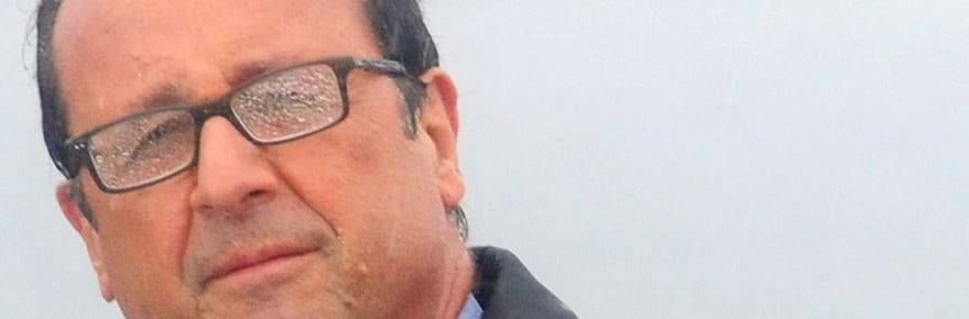 Le (difficile) quinquennat de François Hollande en 50images clés
