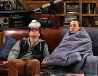 The Big Bang Theory : Alerte aux microbes
