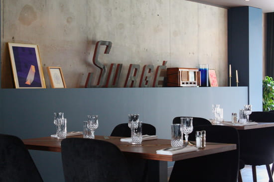 Restaurant : Les Bonimenteurs  - décoration vintage -   © karine jaffrelot