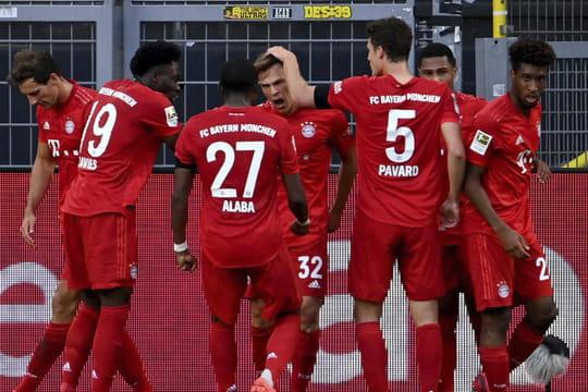 Foot. Dortmund - Bayern: les Bavarois assomment la Bundesliga, le résumé du match