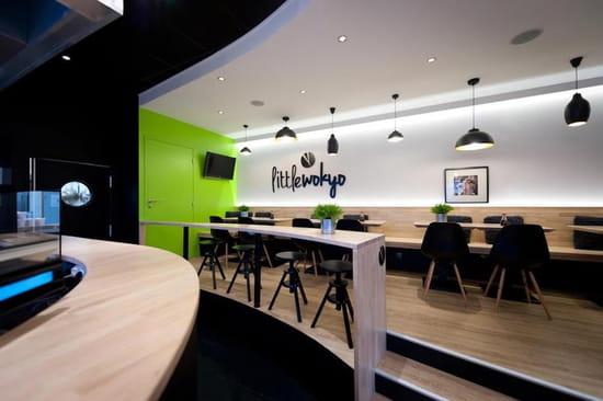 little wokyo restaurant cuisines du monde nantes avec linternaute. Black Bedroom Furniture Sets. Home Design Ideas